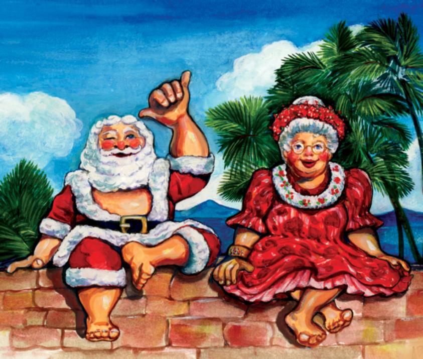 Hawaiian Christmas Music