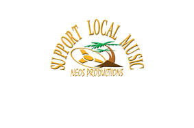 Neos Productions Logo Hawaiian Music